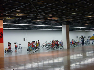 Scott Eady 100 bikes Project-Gwangju, 2012