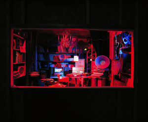 """Janet Cardiff and George Bures Miller """"Opera For A Small Room"""""""