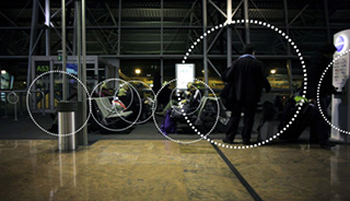 Immaterials: Light Painting WiFi by Timo Arnall, Einar Sneve Martinussen, and Jørn Knutsen (2011)